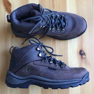 🍂🍁Timberland MID WATERPROOF HIKING BOOTS Size 8M